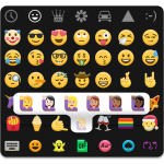 Download  Emoji keyboard – Cute Emoji 3.3.6 Apk