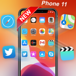 Download  iLauncher Phone 11 Max Pro OS 13 Theme Wallpaper 1.1.1 Apk